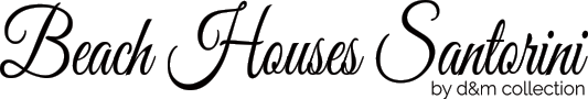 Beach Houses Santorini logo